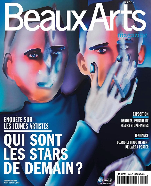 Beaux Arts Magazine N°396 – Juin 2017