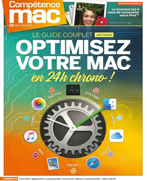 Competence Mac N°53 – Mai-Juin 2017