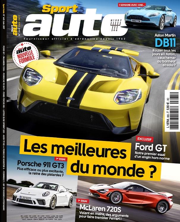Sport Auto N°665 – Juin 2017