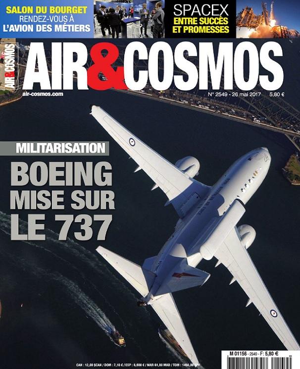 Air et Cosmos N°2549 Du 26 Mai 2017