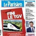 Le Parisien + Journal De Paris + Seine st Denis du Samedi 27 Mai 2017