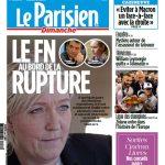 Le Parisien Du Dimanche 4 Juin 2017