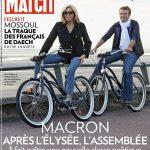 Paris Match N°3552 Du 15 au 21 Juin 2017