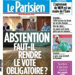 Le Parisien Du Dimanche 18 Juin 2017