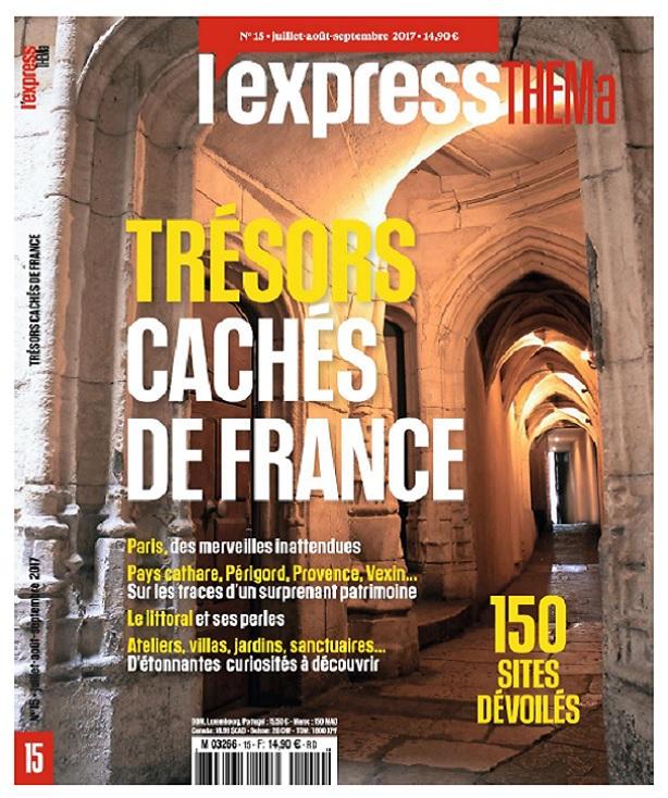L'Express Théma N°15 – Juillet-Septembre 2017