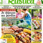 Rustica N°2478 Du 23 au 29 Juin 2017