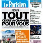 Le Parisien + Journal De Paris Du Samedi 24 Juin 2017