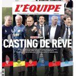 L'Equipe Du Mercredi 28 Juin 2017