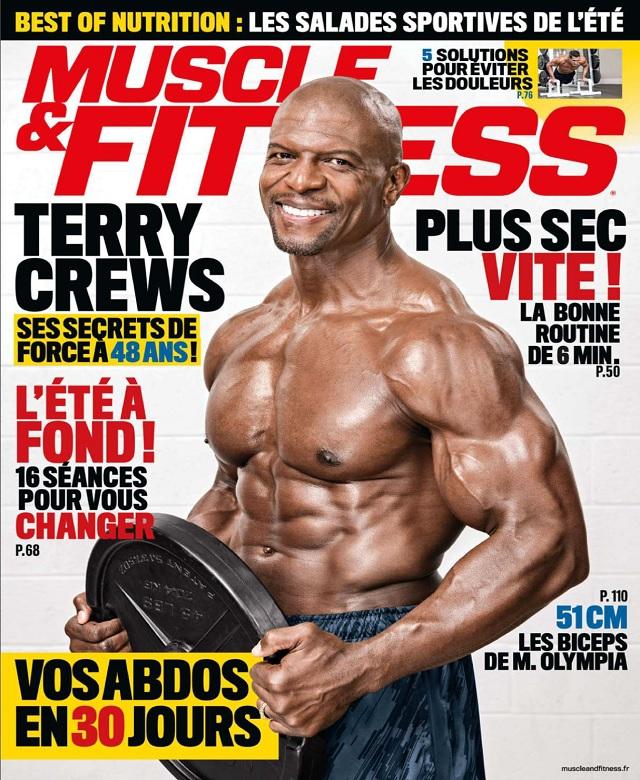 Muscle et Fitness N°358 – Août 2017