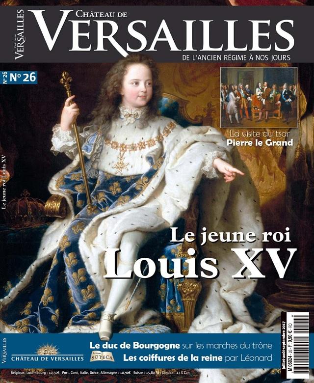 Château De Versailles N°26 – Juillet-Septembre 2017