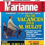 Marianne N°1058 Du 30 Juin au 6 Juillet 2017