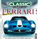 Classic et Sports Car N°56 - Juillet-Aout 2017