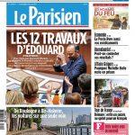 Le Parisien + Journal De Paris Du Mercredi 5 Juillet 2017