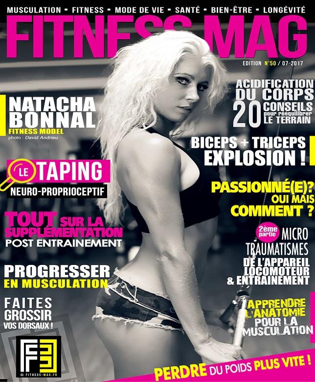 Fitness Mag N°50 – Juillet 2017