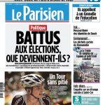 Le Parisien + Journal De Paris Du lundi 10 Juillet 2017