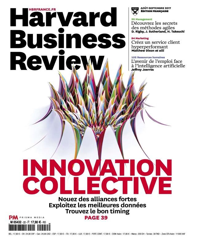 Harvard Business Review N°22 – Août-Septembre 2017