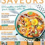 Saveurs N°239 - Juillet-Août 2017