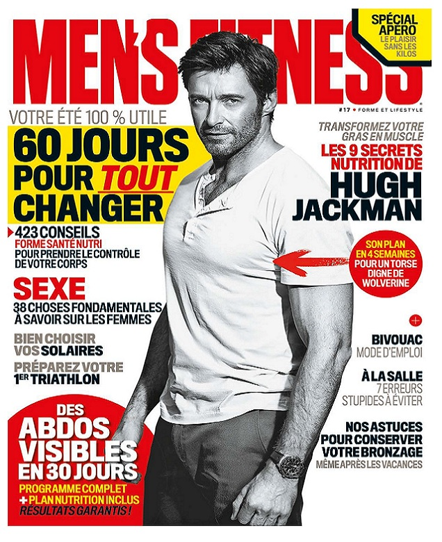 Men's Fitness N°17 – Aout 2017
