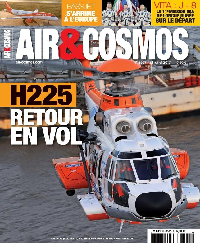 Air et Cosmos N°2557 Du 21 Juillet 2017