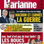 Marianne N°1061 Du 21 au 27 Juillet 2017