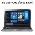 Formation Windows 10 iNTERNAL RETAIL