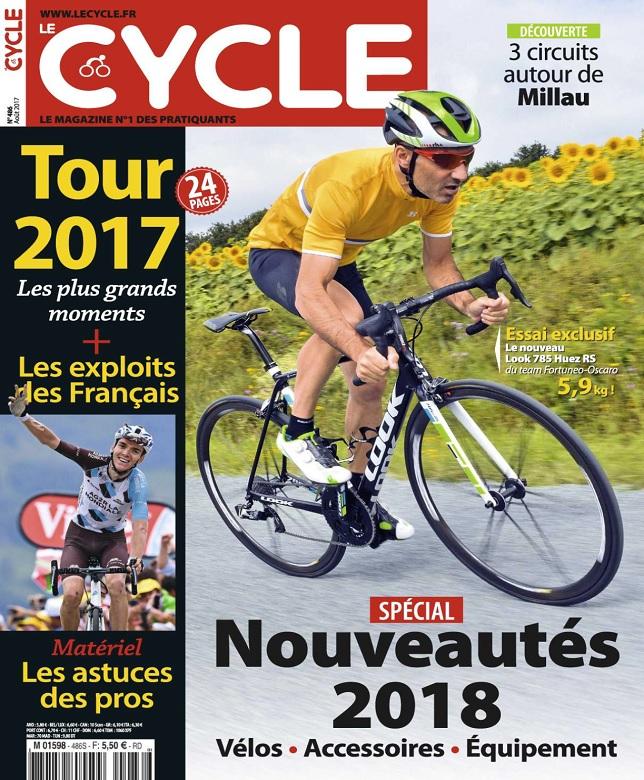 Le Cycle N°486 – Août 2017