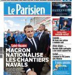 Le Parisien Du Vendredi 28 Juillet 2017