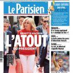 Le Parisien Du Dimanche 13 Août 2017