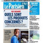 Le Parisien Du Mardi 15 Août 2017