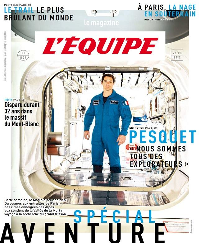 L'Equipe Magazine N°1832 Du 26 Août 2017