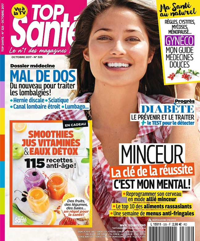 Top Santé N°325 - Octobre 2017