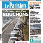Le Parisien + Eco + 3 Départements Du Lundi 11 Septembre 2017