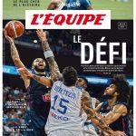 L'Equipe Magazine N°1834 Du 9 Septembre 2017