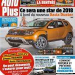 Auto Plus N°1515 Du 15 Septembre 2017