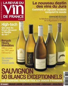 La Revue Du Vin De France N°615 - Octobre 2017