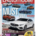 L'Automobile Magazine N°857 - Octobre 2017