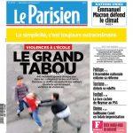 Le Parisien Du Mercredi 20 Septembre 2017