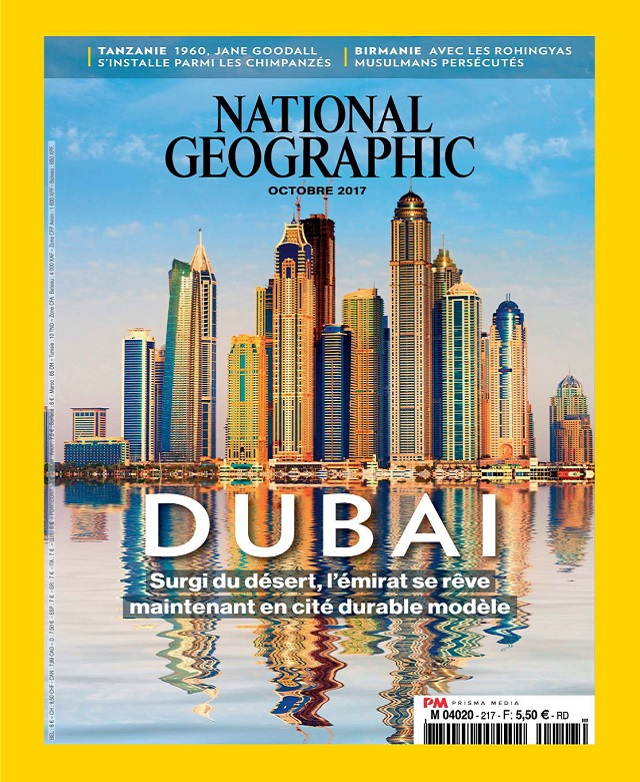 National Geographic N°217 – Octobre 2017