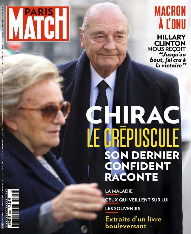 Paris Match N°3567 Du 28 Septembre au 4 Octobre 2017