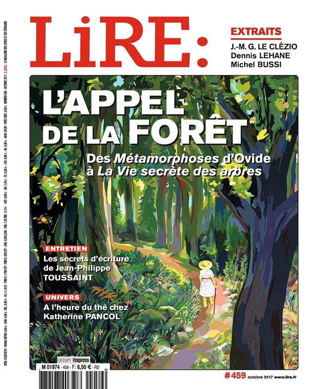 Lire N°459 – Octobre 2017