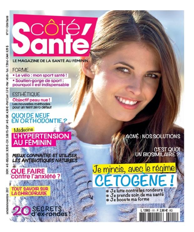 Côté Santé N°111 - Octobre-Novembre 2017