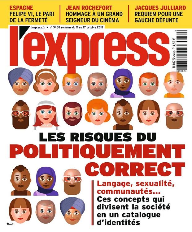 L'Express N°3458 Du 11 au 17 Octobre 2017
