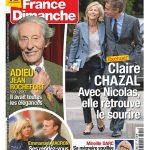 France Dimanche N°3711 Du 13 au 19 Octobre 2017