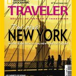 National Geographic Traveler N°8 - Automne 2017