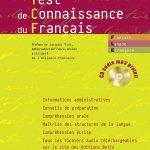 Test de connaissance du français - PDF +CD mp3