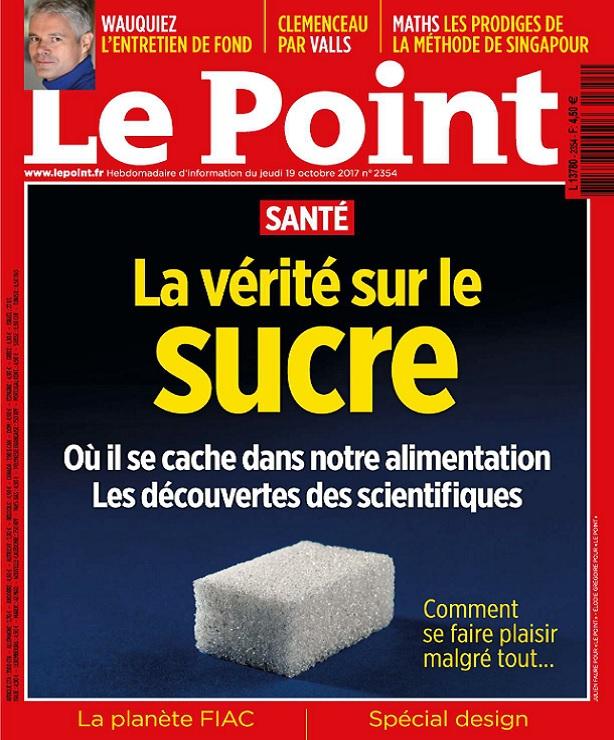 Le Point N°2354 Du 19 Octobre 2017