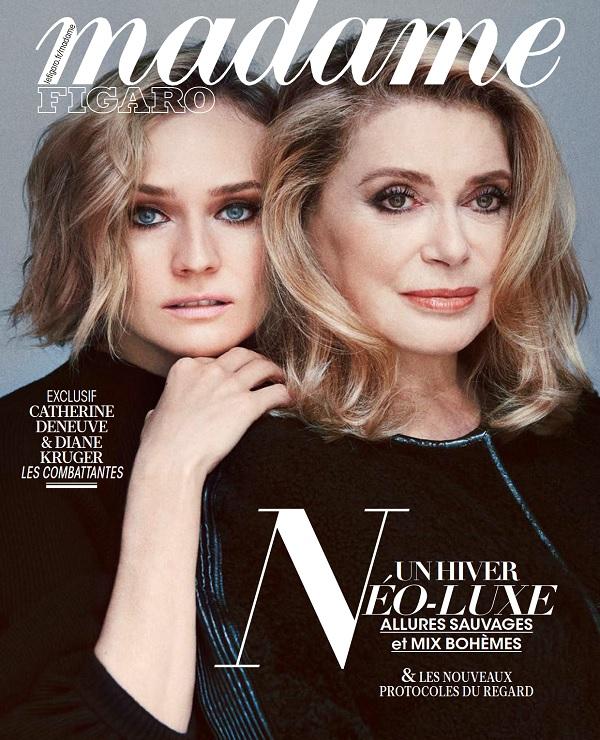 Madame Figaro Du Vendredi 20 Octobre 2017