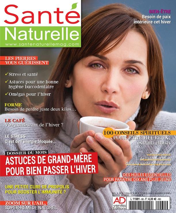 Santé Naturelle N°60 - Novembre-Décembre 2017