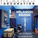 Residences Decoration N°138 - Novembre-Décembre 2017