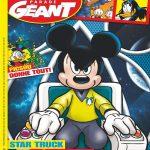 Mickey Parade Géant N°361 - Novembre 2017